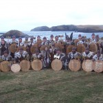 Nesting Up Helly Aa Squad