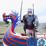 Wir 2015 Guizer  Jarl and his Galley