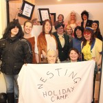 "Vidling Ladies Squad  "" Nesting Holiday Camp"""
